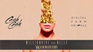 Cash Cash & Digital Farm Animals - Millionaire (ft. Nelly) | Alan Walker Remix