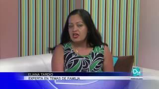 Eliana Tardio aconseja como afrontar los retos con los hijos en este año escolar