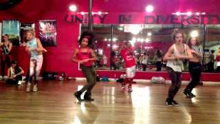 Olly Murs - Troublemaker - Nika Kljun & Nicole Russo Choreography // ft 8 Flavahz CamCam & Charlize