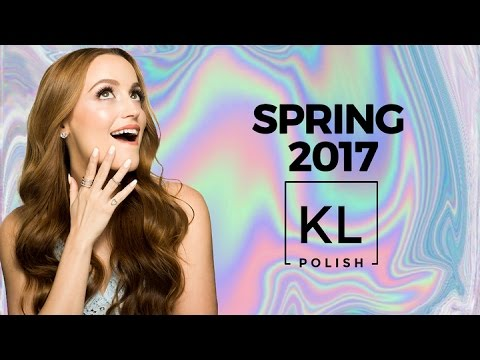 KL POLISH | Spring 2017 Collection- Now Available