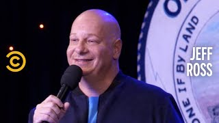 Why Would Anyone Want to Become a Police Officer Today? - Jeff Ross Roasts Cops