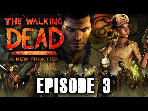THE WALKING DEAD Season 3 Episode 3 Walkthrough - FULL EPISODE