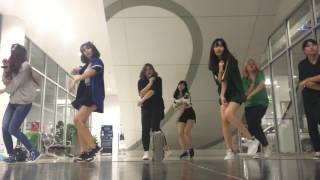 TINASHE - 2 ON CHOREOGRAPHY BY EUANFLOW COVER (SOSAII)