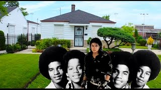 2016 Tour of Michael Jackson Childhood Home (Gary IN) width=