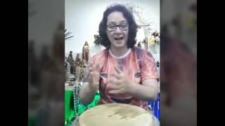 Umbandarte - Ponto de Xangô