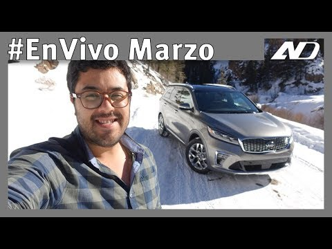 Video En Vivo Marzo 2018