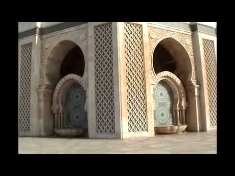 Mosque Hassan II.avi