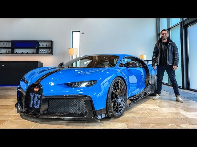 NEW Bugatti Pur Sport - The 'Drivers' Bugatti Hypercar!