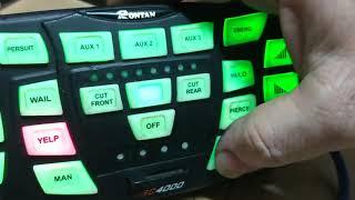Giroflex sirene 200w SAMU bombeiros ambulâncias PM  Rei do Giroflex (31)98539-0144 zap