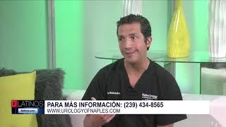 El Dr. Arturo Balandra explica el cáncer de próstata
