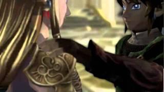 Man mods Wind Waker's pronouns to make Link a female role