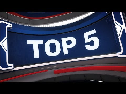 Top 5 Plays of the Night   May 26, 2018