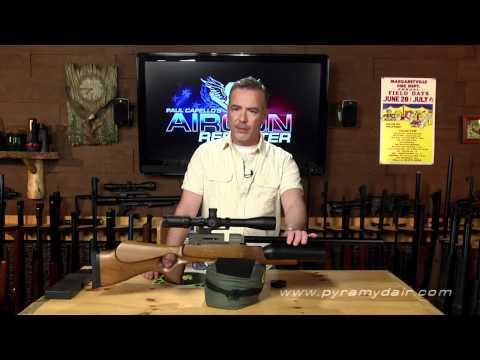 Video: Evanix Conquest & Speed PCP air rifle review - Airgun Reporter Episode #77   Pyramyd Air