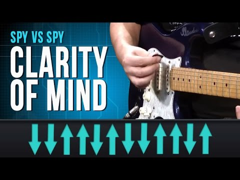 Spy vs Spy - Clarity of Mind