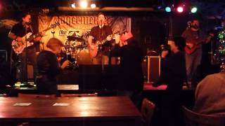 Zone Band-Philly - Rock N Me (Steve Miller) - Tom & Jerry's - 12/26/2014
