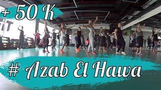 Diana Haddad - Azab El Hawa Zumba ® Oryantal