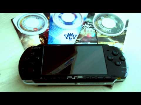 SONY PSP 3004 SLIM LITE GARANTİ - 3+9 OYUN - 8GB - ÇANTA VS.