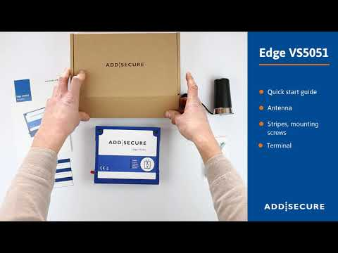 Unboxing the AddSecure Edge VS5051