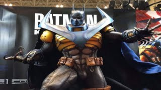 Batman line by Prime 1 At Wonderfest 2018 - Japan