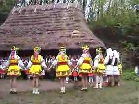 Ukrainian song. Haivky