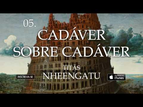 titas-cadaver-sobre-cadaver-album-nheengatu-titas-oficial