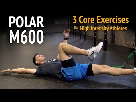 3 Core Exercises for High Intensity Athletes