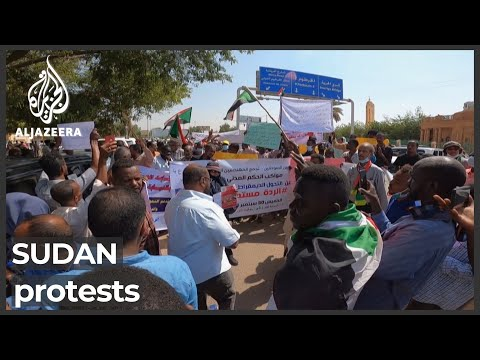Sudan protests call for resignation of military officials
