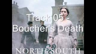 North & South Soundtrack (BBC 2004) Track 05 - Boucher's Death