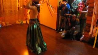 Dança cigana - 26/09/2015
