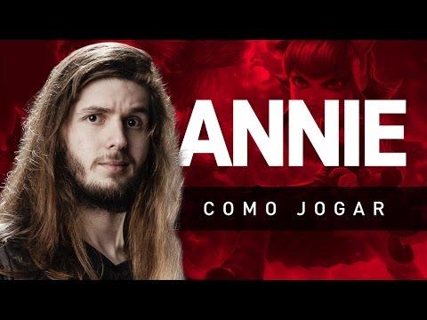 COMO JOGAR DE ANNIE