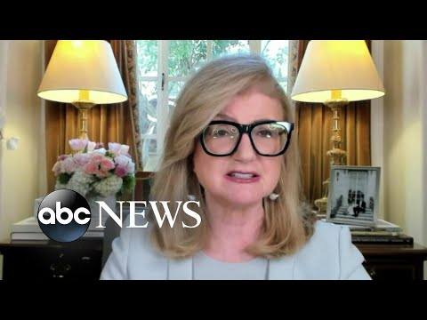America Strong: Arianna Huffington on finding resiliency