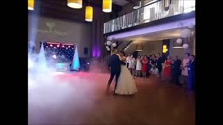 Cudowny pierwszy taniec Agi i Krzysia |Ed Sheeran - Thinking out loud| - Szkoła Tańca Estilo Wrocław