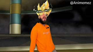 Pewdiepie turns into a super saiyan!! Green screen competition #3