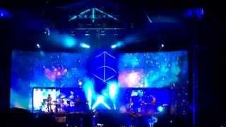 Zoé- Arrullo de Estrellas @ tijuana 3-21-14