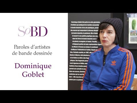 Vidéo de Dominique Goblet