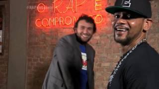 EDI ROCK ANUNCIA FILME DOS RACIONAIS MC'S