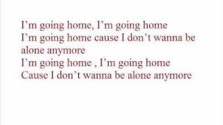 Smiley Going home lyrics