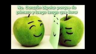 Corazón bipolar- Paty Cantu con Letra