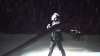 U2 - Beautiful Day/O Canada Rogers Centre Toronto Canada 2017 Joshua Tree Tour
