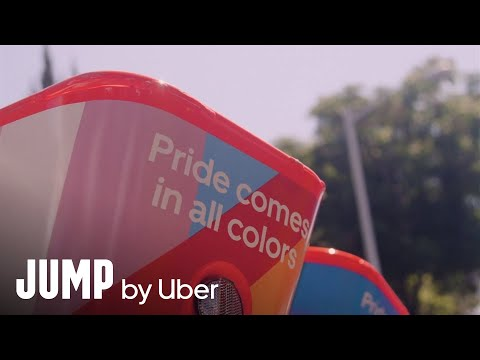 Jump Rides for Pride