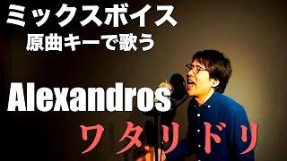 ミックスボイスで [Alexandros]「ワタリドリ」歌ってみた   KUBOTA MUSIC 久保田光太