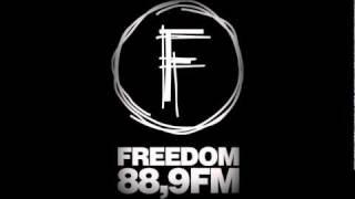 Freedom 88.9 ident - Γιάννης Ζεντέλης