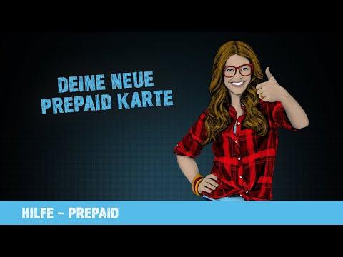 Hilfe-Video: Deine neue Prepaid-Karte
