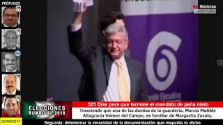 """¡Presidente! ¡Presidente! Gritan los alumnos del Tec de Monterrey a AMLO  """"AMLO 2018"""""""
