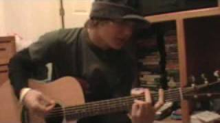 """Crossfade """"Cold"""" Cover by Lawson Watkins"""