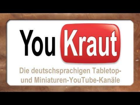 YouKraut: 20 Tabletop-YouTuber stellen sich vor (TWS-Kooperation)