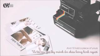 [Vietsub] Paper hearts (Tori Kelly) - Jungkook cover