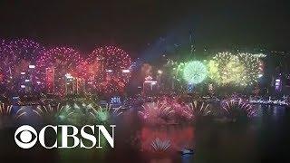 2019 New Year's celebrations across the globe
