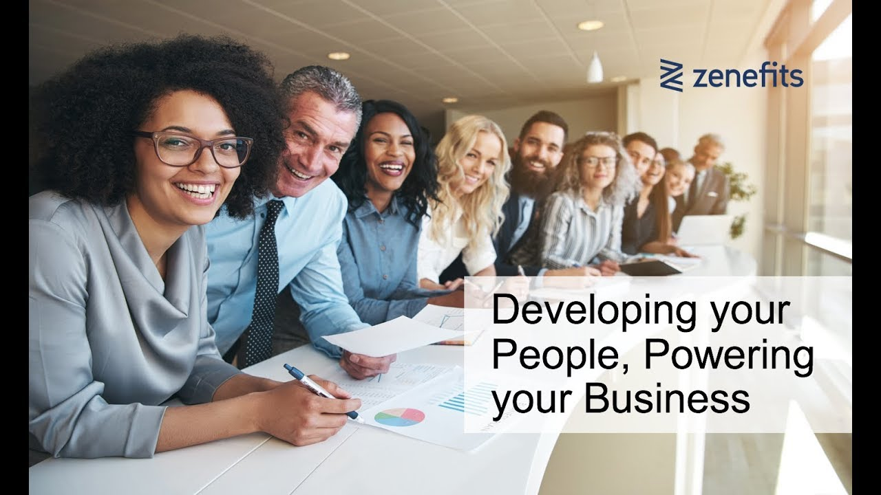 Developing Your People, Powering Your Business