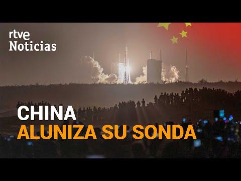 China  quiere regresar a la Tierra con su nave robótica trayendo muestras lunares | RTVE